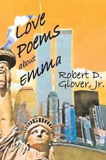 cover art of Robert Glover's Love Poems About Emma