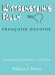 cover art of Francoise Davoine's Wittgenstein's Folly, translated by William J. Hurst