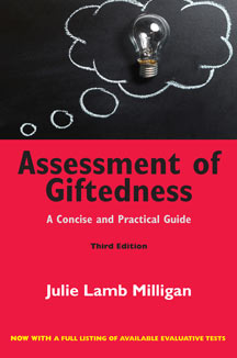 cover art of Julie Lamb Milligan's Assessment of Giftedness