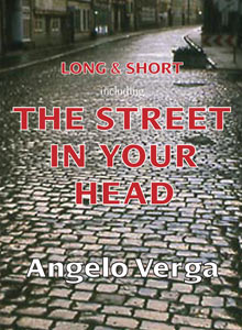 cover art of Angelo Verga's title, Long and Short